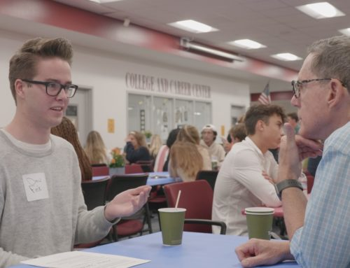 LBHS Students Paired with Mentors