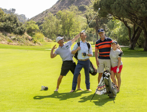 SchoolPower Supporters Gather For Fifth Annual Three Clubs Barefoot Golf Tournament